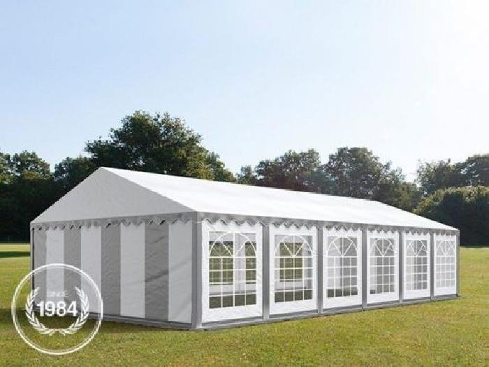6x12m tente de r ception economy 500 g m barnum for Prix pavillon neuf