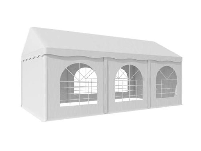 Tonnelle Barnum 3x6m 6 Fen Tres Chapiteau Jardin Ext Rieur