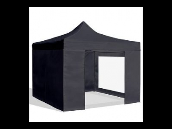 tente pliante 3x3 m tonnelle pliable tente de reception pavillon pliante jardin chapiteau barnum. Black Bedroom Furniture Sets. Home Design Ideas