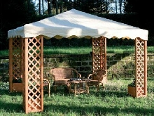 Top Couverture Tonnelle Jardin Tente Barnum Pavillon Chapiteau Reception Auvent