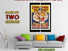 261772 Ringling Bros And Barnum And Bailey Circus WALL PRINT POSTER FR