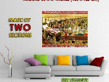 175116 Ethnological Congress Barnum Bailey Greatest Decor LAMINATED POSTER FR